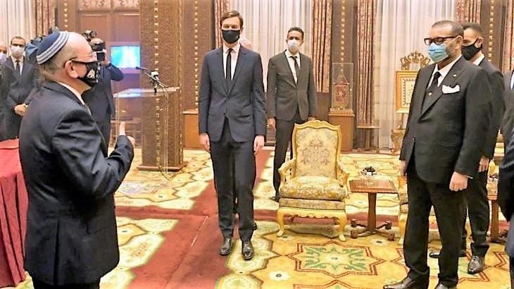 Israel Maroc - Diplomatie